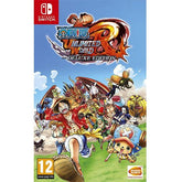 Nintendo Switch One Piece: Unlimited World Red - Deluxe Edition (Digital Code)