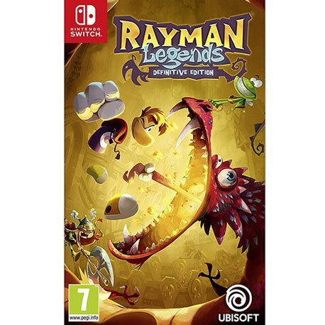 Nintendo Switch Rayman Legends Definitive Edition