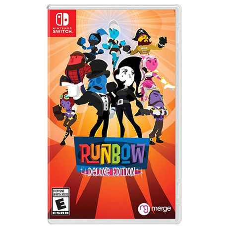 Nintendo Switch Runbow Deluxe Edition