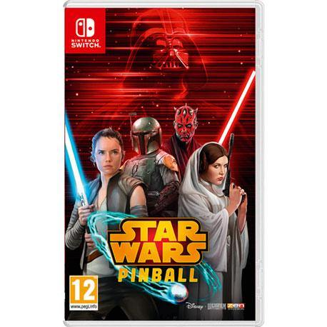 Nintendo Switch Star Wars Pinball