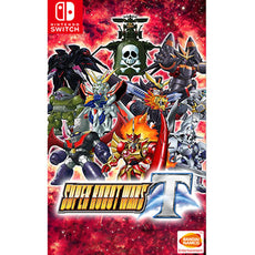 Nintendo Switch Super Robot Wars T