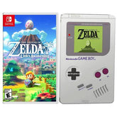 Nintendo Switch The Legend of Zelda Link's Awakening + Steel Case