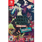 Nintendo Switch Travis Strikes Again
