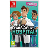 Nintendo Switch Two Point Hospital (EU)