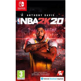 Nintendo Switch NBA 2K20 (EU)