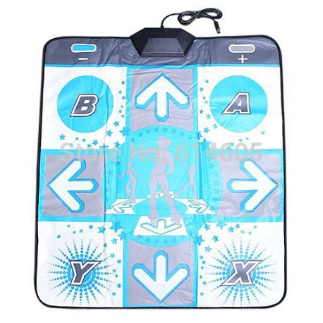 Wii Dance Dance Revolution Hottest Party Dance Pad