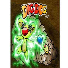 Pc Dig Dug Out