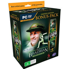 PC Don Bradman Cricket 14 Limited Edition Bonus Pack