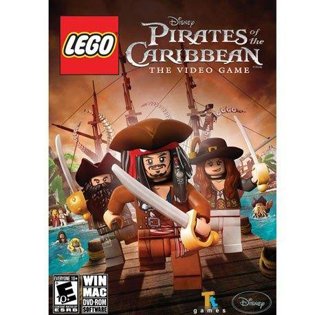 PC Lego Disney Pirates Caribbean The Video Game