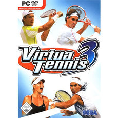 PC Virtua Tennis 3