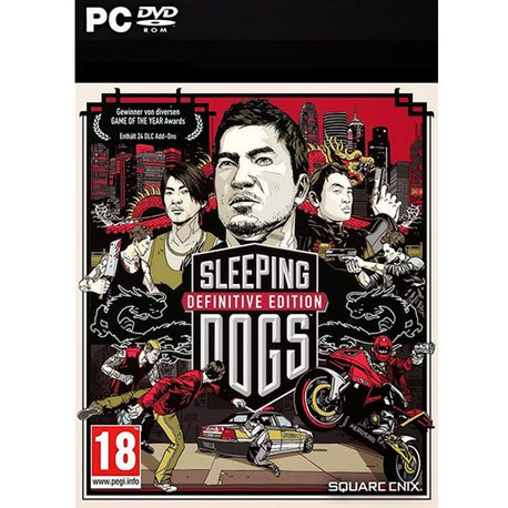 PC Sleeping Dogs Definitive Edition