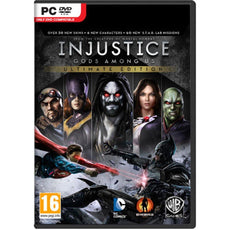 PC Injustice Gods Among Us Ultimate Edition