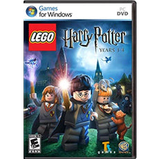 PC LEGO Harry Potter Year 1-4