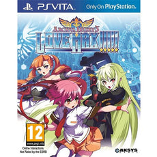 PS Vita Arcana Heart 3 Love Max