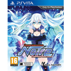 PS Vita Hyperdevotion Noire Goddess Black Heart