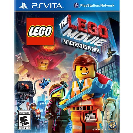 PS Vita Lego Movie Video Game