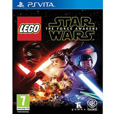 PS Vita Lego Star Wars Force Awakens