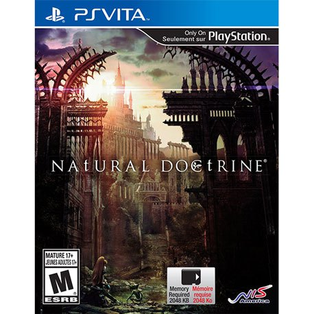 PS Vita Natural Doctrine