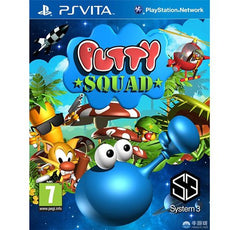 PS Vita Putty Squad