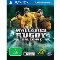 PS Vita Wallabies Rugby Challenge