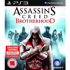 PS3 Assassin's Creed Brotherhood