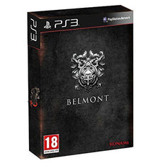 PS3 Castlevania: Lords of Shadow 2 Belmont