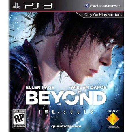 PS3 Beyond : Two Souls