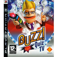 PS3 Buzz Quiz TV