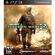 PS3 Call of Duty Modern Warfare 2 (Game in foreign language)