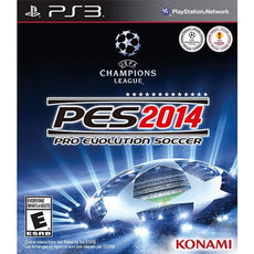 PS3 Pro Evolution Soccer 2014
