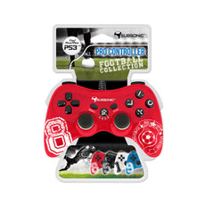 PS3 Pro Controller Football Collection - Red