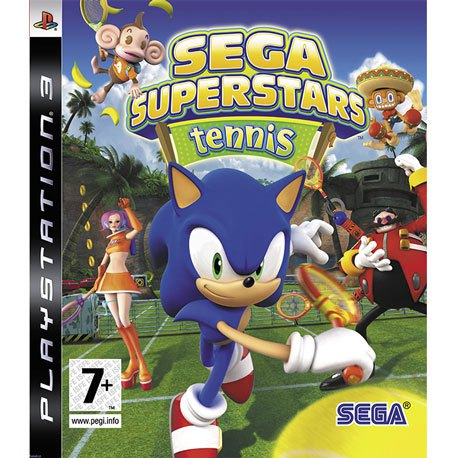 PS3 SEGA Superstars Tennis