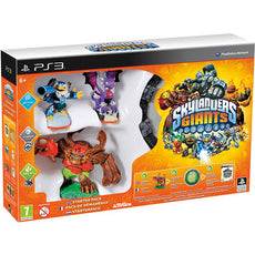 PS3 Skylanders Giants Booster Pack With Game
