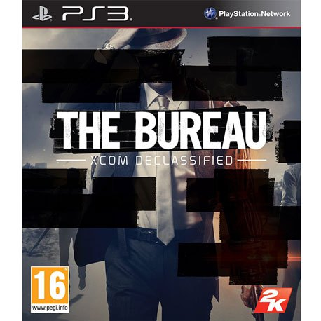 PS3 The Bureau: XCOM Declassified