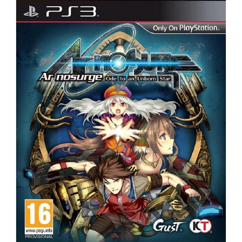 ps3 Ar nosurge: Ode to an Unborn Star (R2)