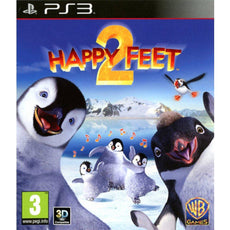 PS3 Happy Feet Two (R4)