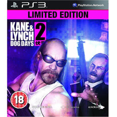 PS3 Kane and Lynch 2 Dog Days Limited Edition
