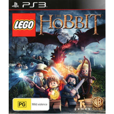 PS3 LEGO The Hobbit (R4)