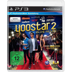 PS3 Yoostar 2 In the Movies