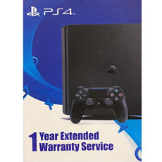 PS4 1 year Extended Warranty Service Code