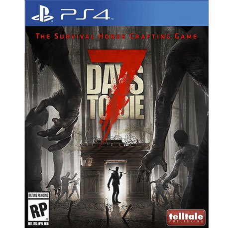 PS4 7 Days To Die