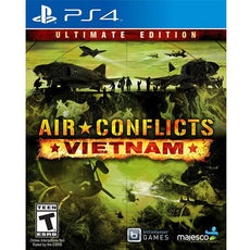 PS4 Air Conflicts Vietnam Ultimate Edition