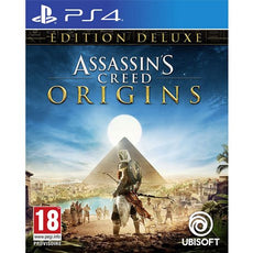 PS4 Assassin's Creed: Origins Deluxe Edition (R2)