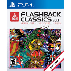 PS4 Atari Flashback Classics Vol 1 (R2)