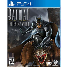 PS4 Batman: The Enemy Within (R2)