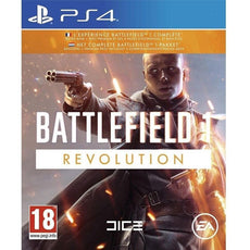 PS4 Battlefield 1 Revolution (R-ALL)