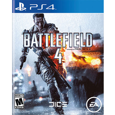 PS4 Battlefield 4 (R-ALL)