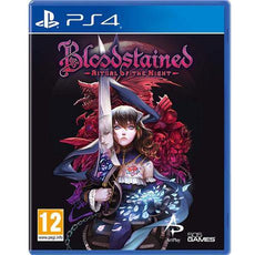 PS4 Bloodstained: Ritual of the Night (R2)