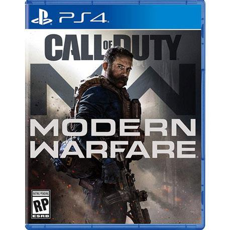 PS4 Call of Duty Modern Warfare