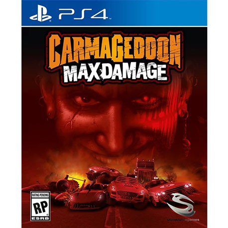PS4 Carmageddon Max Damage (R-ALL)